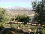 View from the house into the Axarquia